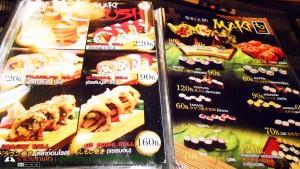 Moshi-Moshi ร้านอาหารญี่ปุ่น ถ.นิมมานเหมินทร์ ซอย 5 ต.สุเทพ อ.เมือง จ.เชียงใหม่