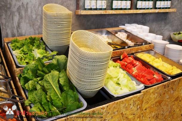 กินเนื้อย่างเกาหลี๊ เกาหลี ที่เมียงดง Korean BBQ สันติธรรม