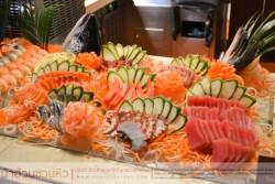 Friday Seafood Buffet at Akaligo Restaurant
