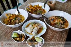 เฮือนจันทร์เป็ง ร้านอาหารเหนืออร่อยๆ แห่งเมืองสันกำแพง