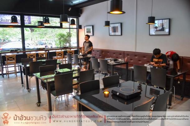 The Buffet Chiang Mai ร้านชาบู ชาบู ที่มีดีกว่าชาบูทั่วไป