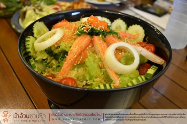 DCoCo Salad ร้านสลัดอร่อย คุณภาพ เพื่อสุขภาพที่ดี เชียงใหม่