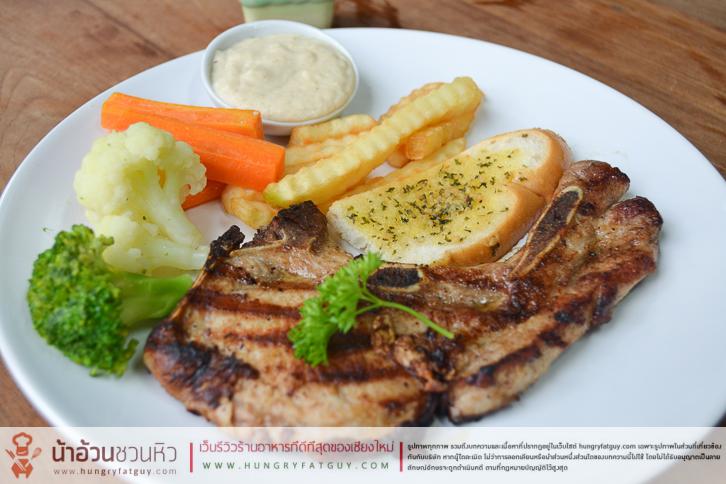 Tawa Cafe' & Steak ร้านกาแฟล้านนา ราคาน่าคบหา