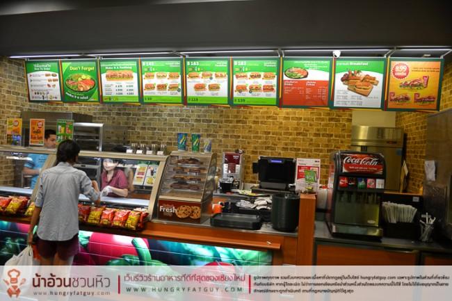 Subway สาขาสตาร์ อเวนิว 2 (อาเขต) เชียงใหม่