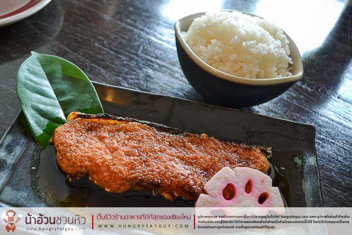 """ร้านอาหารญี่ปุ่น """"Takayama"""" กลเมล็ดเคล็ดลับซอสสูตรเด็ดในเชียงใหม่"""