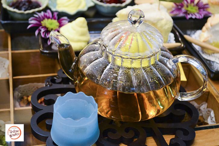 ดื่มชารสดี นั่งฟังเรื่องราวของชากับกูรู ที่ร้านชาหอมที เชียงใหม่