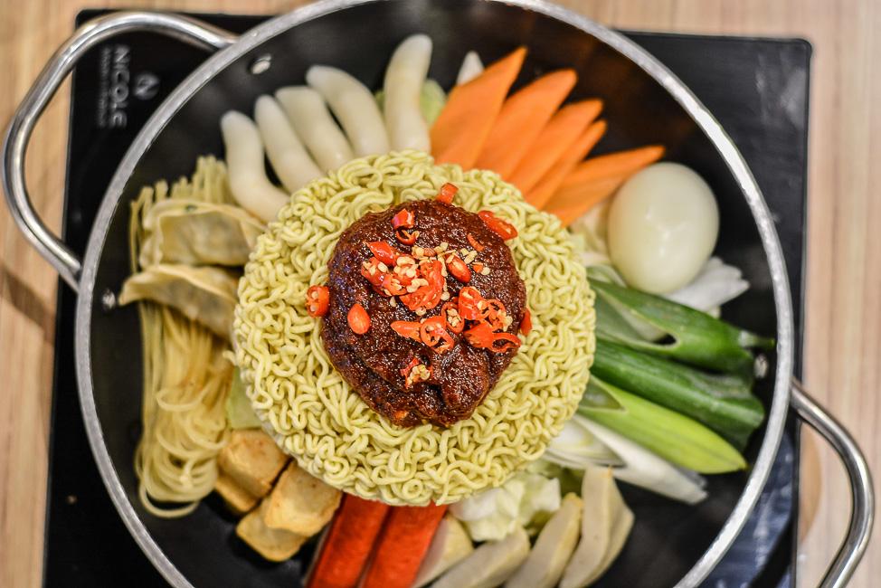 Tudari Express เชียงใหม่ อัพเดทความอร่อยสั่งตรงจากเกาหลี