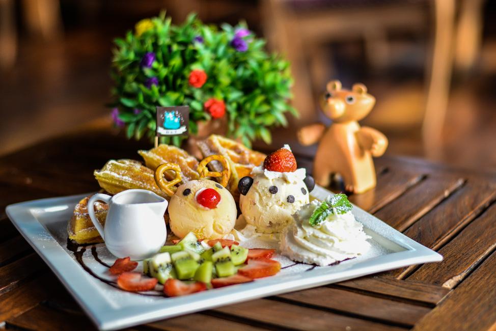 อัพเดทเมนูใหม่จุใจ กับร้านคาเฟ่แสนเก๋ รางวัล Best of Wongnai 2 ปีซ้อน ที่ Bear Hug Cafe