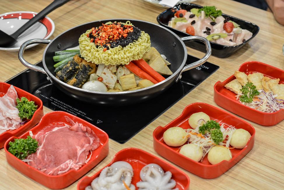 อิ่มเอมกับอาหารเกาหลีสูตรต้นตำรับที่ TUDARI Express สาขาน้องใหม่ที่ เซ็นทรัลแอร์พอร์ตพลาซ่า