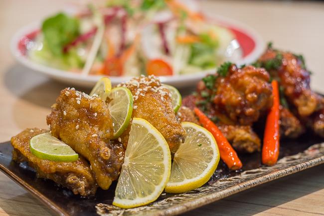 จะบิบิมบับข้าวยำสุดฮอต หรือไก่ทอดสไตล์เกาหลีกรอบนอกนุ่มใน ก็พร้อมเสิร์ฟที่ TUDARI Express