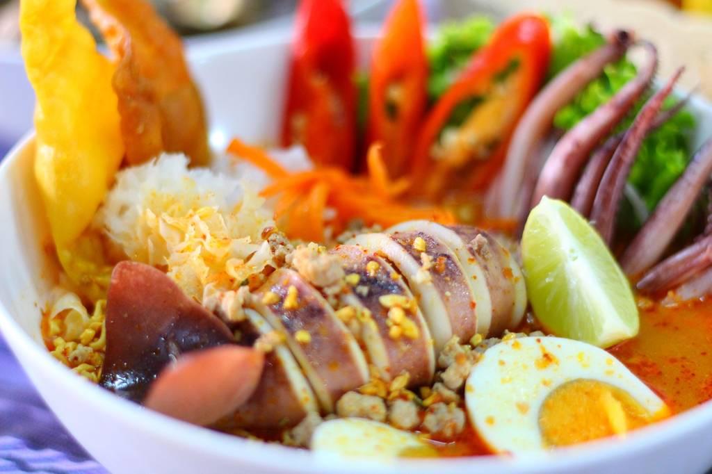 ก๋วยเตี๋ยวต้มยำไข่หวาน @ประตูสวนดอก - เว็บไซต์รีวิวร้านอาหารเชียงใหม่ -  น้าอ้วนชวนหิว