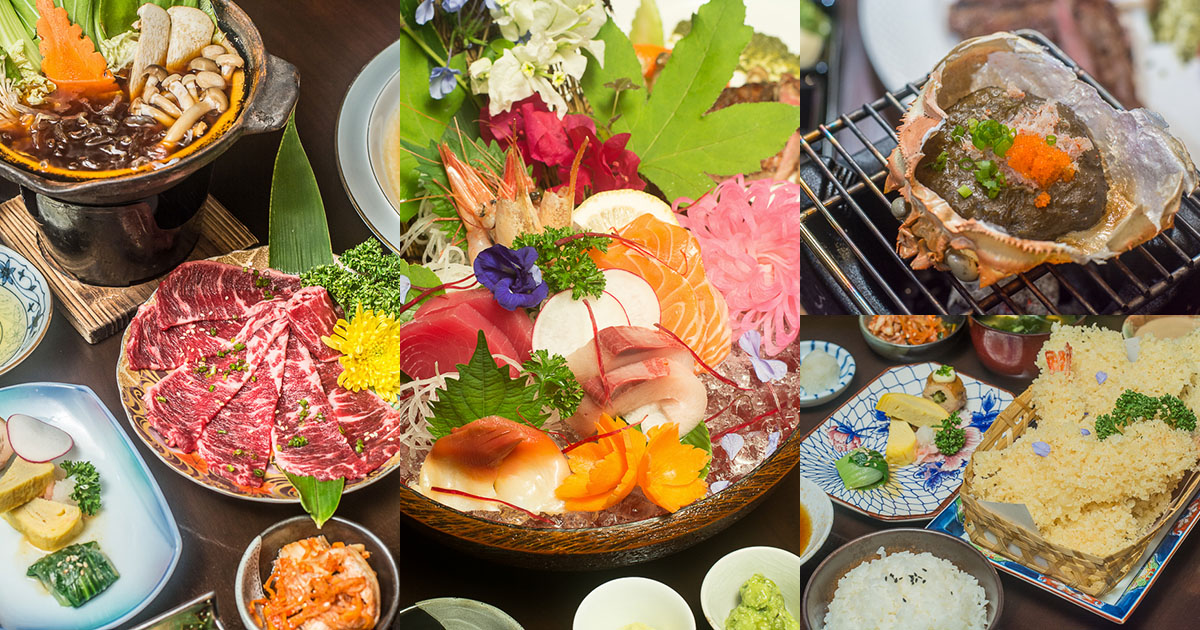 มาเสพความเป็นญี่ปุ่น ที่ไม่ต้องไปไกลถึงแดนปลาดิบได้ ที่ร้าน Osakajou Kouen (โอซาก้าโจ โคเอ็น) 大阪城康園