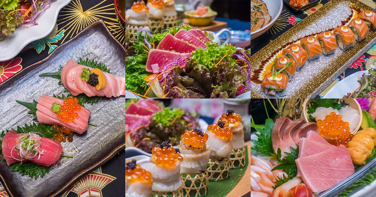 จัดเต็มกับอาหารญี่ปุ่นระดับพรีเมียม รสชาติเยี่ยมจนต้องมาลองที่ Hanawa Japanese Restaurant