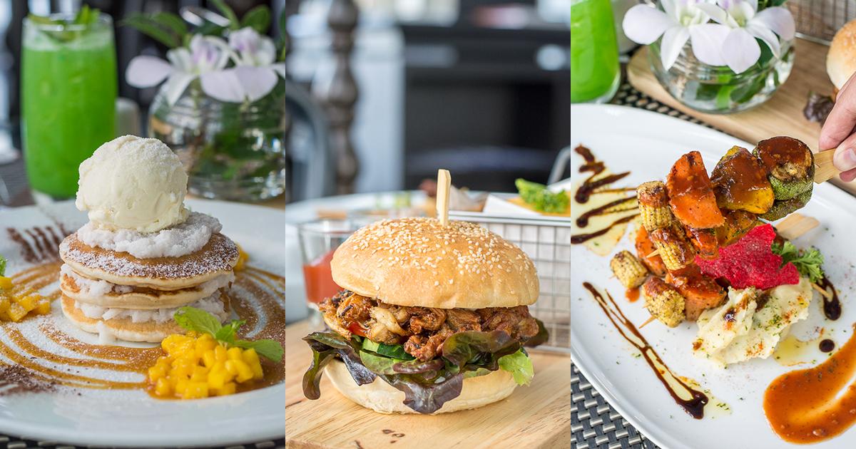 พักร่างกับเมนูหนักๆ มาทำความรู้จักกับมังสวิรัติรสเด็ด ทั้งไทยและเทศ ที่ Moreganic Restaurant