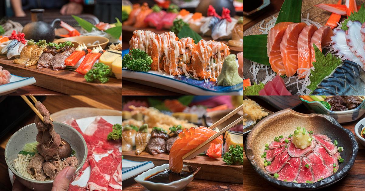 อิ่มหนัก จัดเต็ม บุฟเฟ่ต์อาหารญี่ปุ่นเกรดพรีเมียม แต่จ่ายสบายๆ แค่ 899 เท่านั้นที่ Sakanaya Chiang Mai