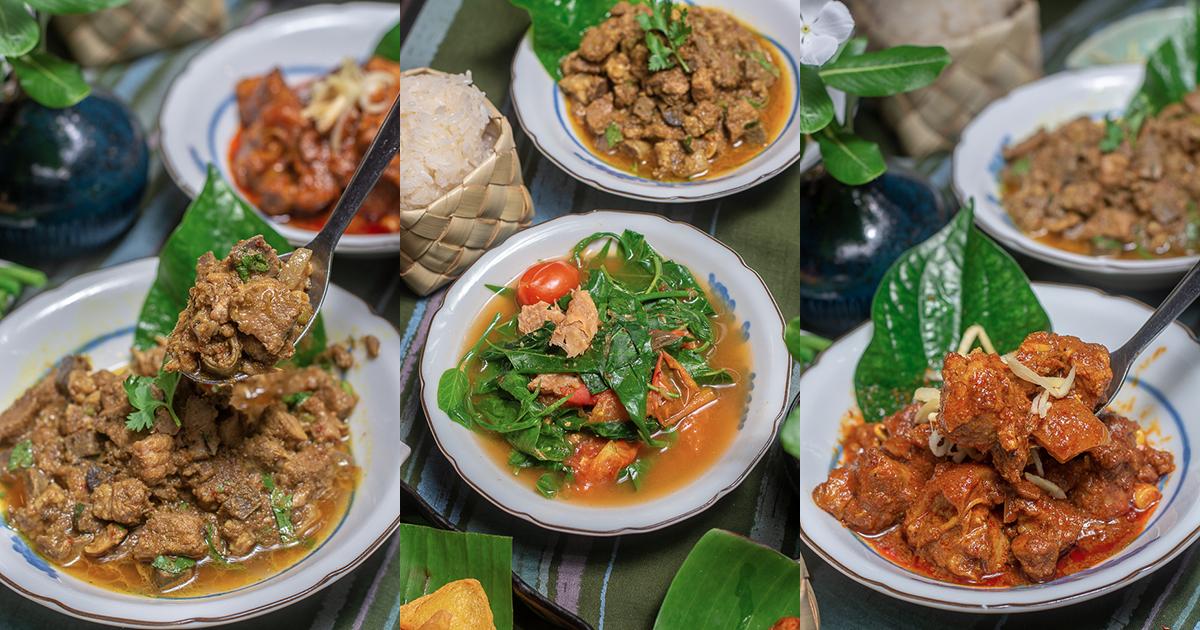 อิ่มอร่อยกับอาหารเหนือแบบโฮมเมด รสชาติที่มีเอกลักษณ์จากรุ่นสู่รุ่นที่ร้าน ชุ่ม อาหารพื้นเมือง