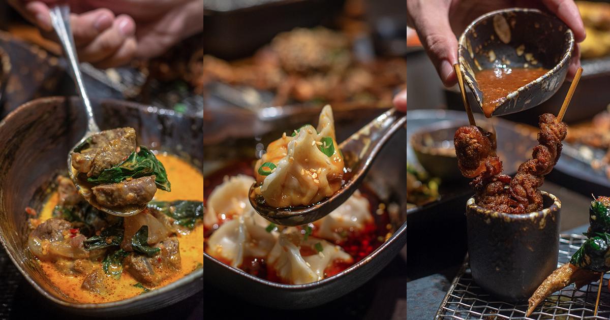 เมนูสุดอร่อยทั้งไทย จีน เวียดนาม พร้อมเครื่องดื่มหลากหลายครบครันที่ The Service 1921 โรงแรมอนันตรา เชียงใหม่