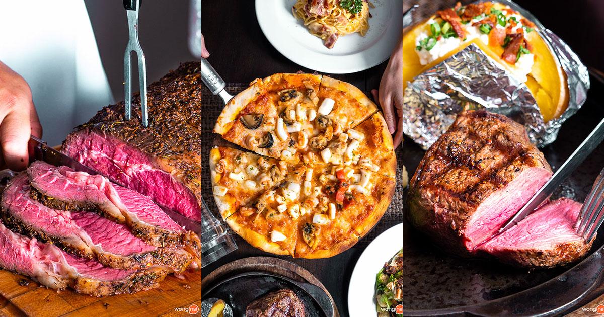 #TGIF จัดเต็มกับบุฟเฟ่ต์สำหรับคนชอบสเต๊ก พร้อมสลัดบาร์และขนมหวานแบบไม่อั้นที่ Kantary Hills เชียงใหม่