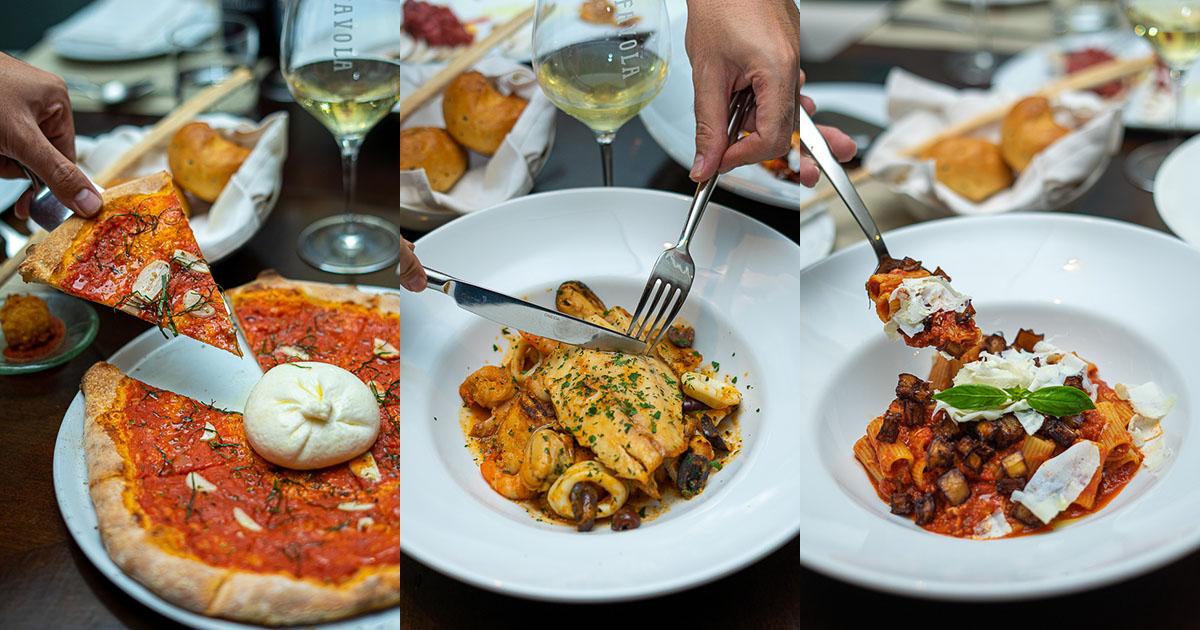 อยากกินอาหารอิตาเลียนแท้ ก็ต้องกินกับฝีมือเชฟจากอิตาลี กลิ่นอายของเมดิเตอร์เรเนียนเต็มเปี่ยมที่ ร้านอาหาร ฟาโวล่า