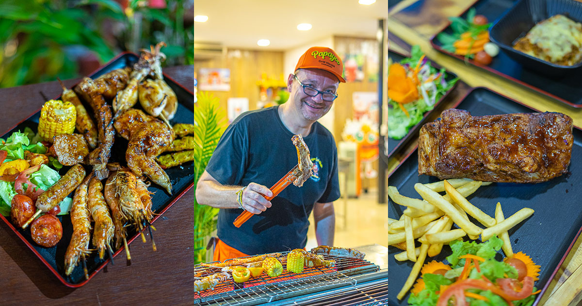 เปิดประสบการณ์กับอาหารเบลเจี้ยน บุฟเฟ่ต์มื้อเย็นไม่อั้นพร้อมปิ้งย่างเสิร์ฟกันร้อน ๆ ที่ Papayoo Grill House
