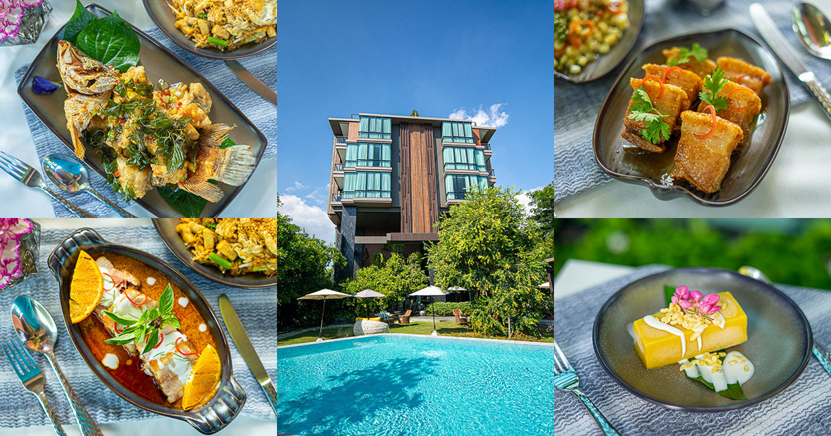 Oasis ใจกลางเมือง ลิ้มลองอาหารแบบฉบับไทย ๆ แปลกใหม่แต่กินแล้วเพลินใจที่ ครัวลลิต , Parc Borough
