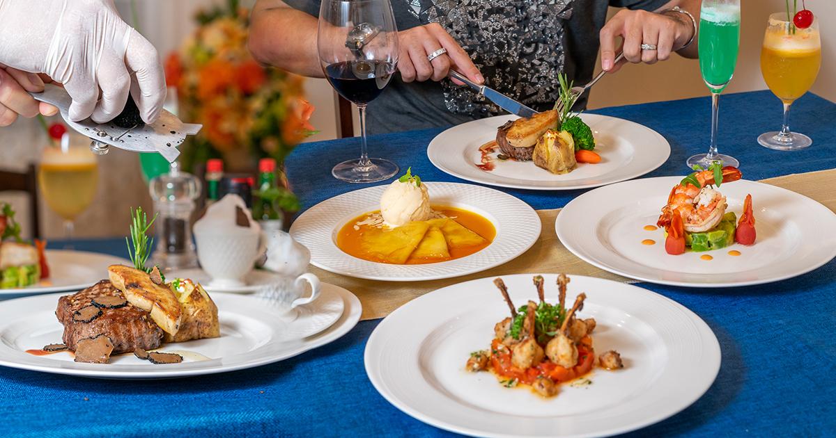 อิ่มเอมเปรมปรีดิ์กับอาหารฝรั่งเศส บรรยากาศสบาย ๆ รสชาติแบบโฮมเมด ราคาเข้าถึงง่ายที่ Chef's Bistro by Chef Aod